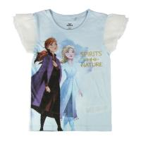 T-SHIRT MANCHES COURTES SINGLE JERSEY FROZEN 2