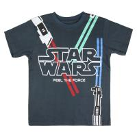 SET 2 PEZZI SINGLE JERSEY STAR WARS 1