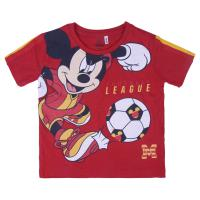T-SHIRT MANCHES COURTES SINGLE JERSEY MICKEY 1