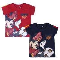 T-SHIRT MANCHES COURTES SINGLE JERSEY MINNIE