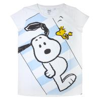 PIJAMA CURTO SINGLE JERSEY SNOOPY 1