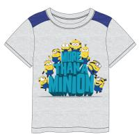 T-SHIRT MANGA CURTA SINGLE JERSEY MINIONS