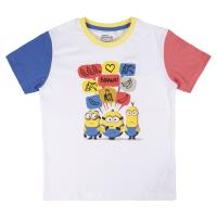PIGIAMA CORTO SINGLE JERSEY MINIONS 1