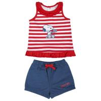 2 SET PIECES SINGLE JERSEY SNOOPY