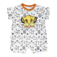 BABY GROW SINGLE JERSEY LION KING