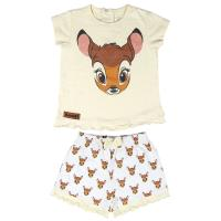 PIGIAMA CORTO SINGLE JERSEY DISNEY