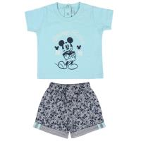 CONJUNTO 2 PIEZAS SINGLE JERSEY MICKEY