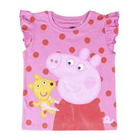 SHORT PAJAMAS SINGLE JERSEY PEPPA PIG 1