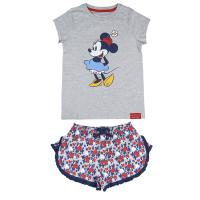PIGIAMA CORTO SINGLE JERSEY MINNIE