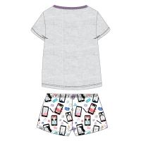 PIJAMA CURTO SINGLE JERSEY BIA 1
