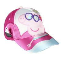 CASQUETTE 3D APPLICATIONS PEPPA PIG
