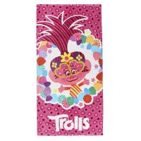 TOWEL COTTON TROLLS