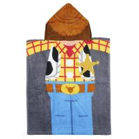 PONCHO COTTON TOY STORY