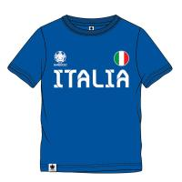 T-SHIRT MANGA CURTA SINGLE JERSEY EUROCUP ITALIA