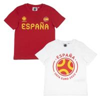 T-SHIRT MANGA CURTA SINGLE JERSEY EUROCUP FRANCIA