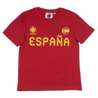 T-SHIRT SINGLE JERSEY EUROCUP ESPAÑA 1