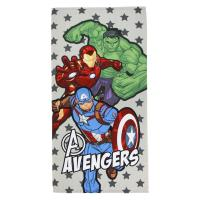 TOALHA POLYESTER AVENGERS