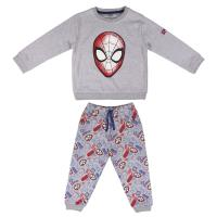 CHANDAL 2 PIEZAS COTTON BRUSHED SPIDERMAN