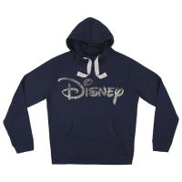 SUDADERA CON CAPUCHA HOLOGRAFICO COTTON BRUSHED DISNEY