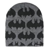 BONNET AVEC DES APPLICATIONS BATMAN 1
