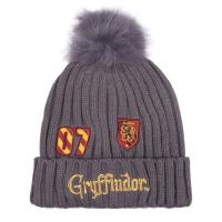BONNET JACQUARD HARRY POTTER GRYFFINDOR