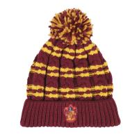 BONNET AVEC DES APPLICATIONS HARRY POTTER