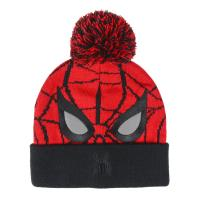 GORRO POMPON SPIDERMAN