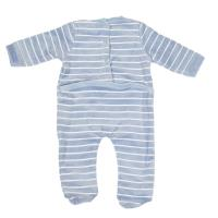 BABYGROW VELOUR COTTON SNOOPY 1