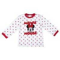 PIJAMA LARGO VELOUR COTTON MINNIE 1