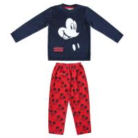 LONG PAJAMAS VELOUR COTTON MICKEY