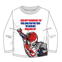 T-SHIRT MANCHES LONGUES SINGLE JERSEY SPIDERMAN