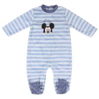 BARBOTEUSE VELOUR COTTON MICKEY