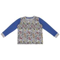 PIJAMA LARGO INTERLOCK AVENGERS 1