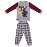 PIJAMA LARGO SINGLE JERSEY HARRY POTTER