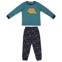 LONG PAJAMAS INTERLOCK STAR WARS