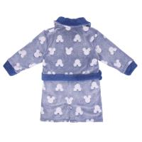 DRESSING GOWN GLOW IN THE DARK CORAL FLEECE MICKEY 1
