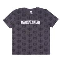 T-SHIRT PREMIUM MANCHES COURTES SINGLE JERSEY THE MANDALORIAN