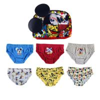 BOXERS PACK 6 PIECES MICKEY
