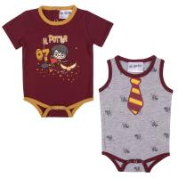 PACK REGALO 2 PIEZAS SINGLE JERSEY HARRY POTTER