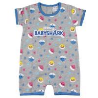 BABY GROW SINGLE JERSEY BABY SHARK