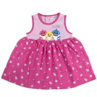 VESTIDO SINGLE JERSEY BABY SHARK