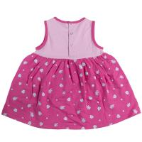 DRESS SINGLE JERSEY BABY SHARK 1