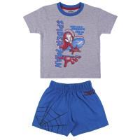 PYJAMA COURT SINGLE JERSEY SPIDERMAN