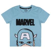 CAMISETA CORTA SINGLE JERSEY MARVEL