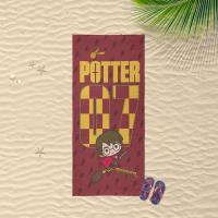 TOALHA POLYESTER HARRY POTTER 13