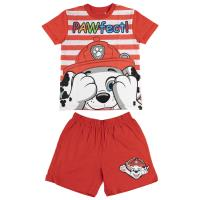 SHORT PAJAMAS SINGLE JERSEY PAW PATROL