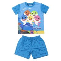 PIJAMA CURTO SINGLE JERSEY BABY SHARK