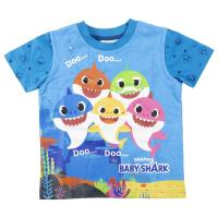 PYJAMA COURT SINGLE JERSEY BABY SHARK 1