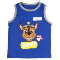 SHORT PAJAMAS SUSPENDERS SINGLE JERSEY PAW PATROL 1