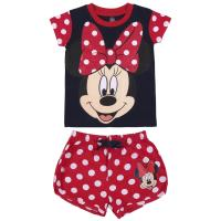 PIJAMA CURTO SINGLE JERSEY MINNIE